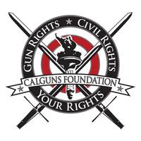 The Calguns Foundation. (PRNewsFoto/The Calguns Foundation)