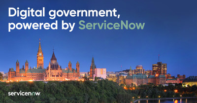 ServiceNow to supply cloud services to the Canadian federal government (CNW Group/ServiceNow)