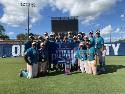 Birmingham Thunderbolts Win 2020 USA Softball 18U GOLD National Championship