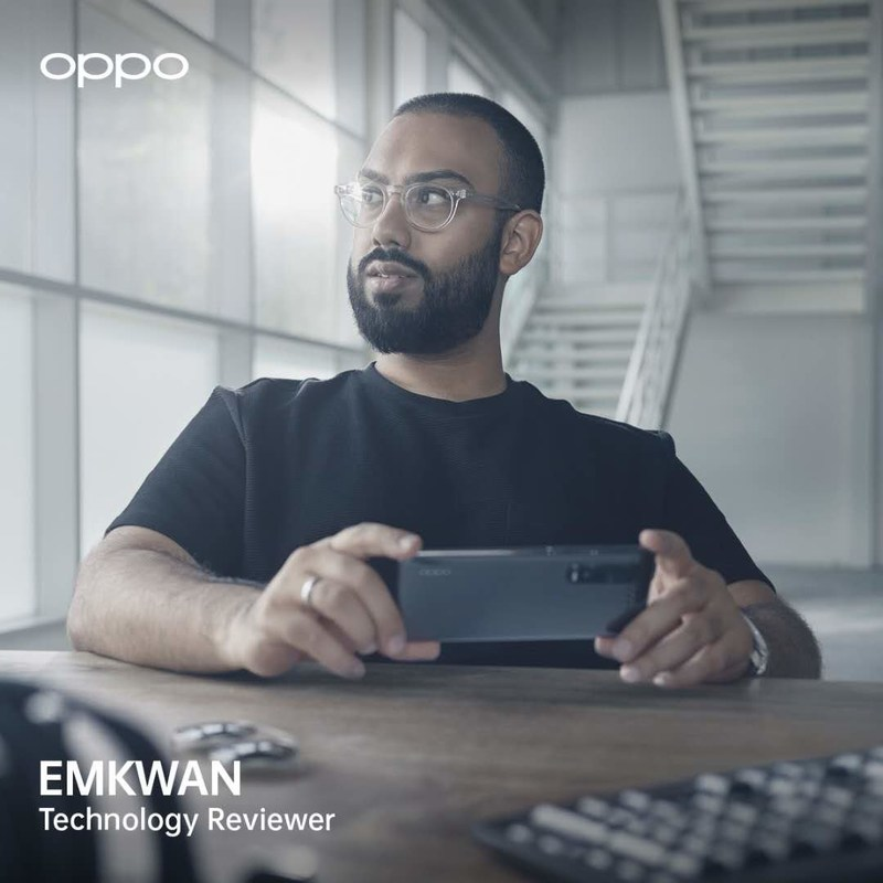 OPPO's Find More campaign encourages the UAE to push boundaries and explore more possibilities