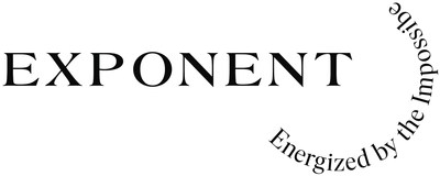 Exponent logo (CNW Group/Exponent)