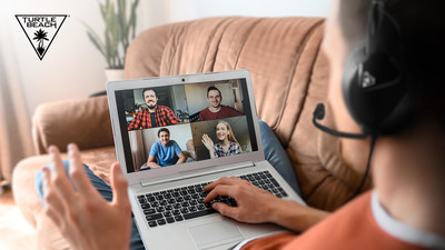 Turtle Beach Makes Video Conferences, Calls, and Online Learning More Comfortable and Clearer with Its Award-Winning and Top-Ranked Headsets and Audio Gear