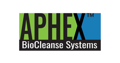 Aphex BioCleanse Systems Logo (PRNewsfoto/Aphex BioCleanse Systems Inc.)
