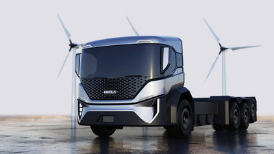 Phoenix-based Republic Services has placed an order for 2,500 battery-electric waste trucks with Nikola Corporation.  The electric platform is expected to offer up to 150 miles for 1,200 trash cans on a single charge.  The zero-emission trucks are expected to outperform diesel or natural gas options in horsepower and torque.
