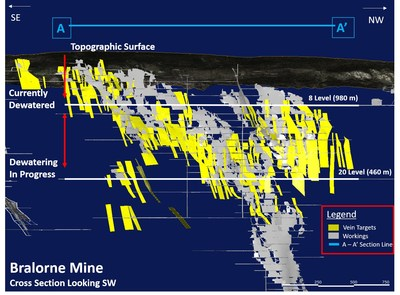 Map 3 (CNW Group/Talisker Resources Ltd)