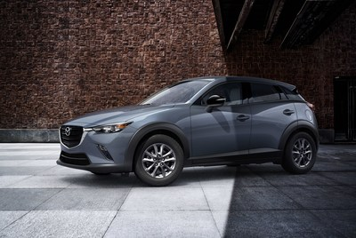 2021 Mazda CX-3 (CNW Group/Mazda Canada Inc.)