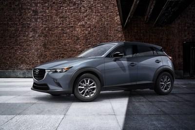 Mazda CX-3 2021 (Groupe CNW/Mazda Canada Inc.)