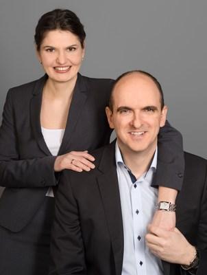 https://mma.prnewswire.com/media/1226297/DGLegacy_founders_Ana_and_Peter_Minev.jpg