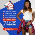 #LCWKEGIRL Instagram Contest For Fashion Lovers From LC Waikiki