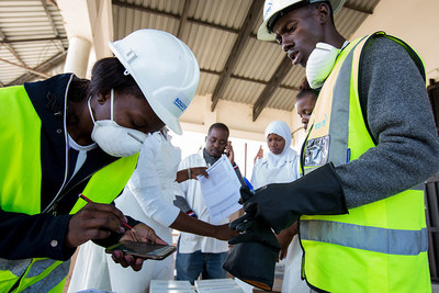 تحالف كوفيد لأفريقيا يطلق مبادرة بـ 100 مليون دولار لشراء معدات الحماية الشخصية للعمال الصحيين المجتمعيين في أفريقيا