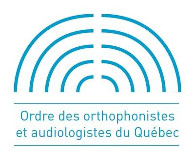 Logo de l'OOAQ. (Groupe CNW/Ordre des orthophonistes et audiologistes du Québec)