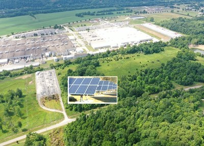 Toyota is adding 10.8 acres of new solar arrays across the company's plants in Alabama, Missouri and West Virginia, reducing its reliance on outside energy needed for operations.
