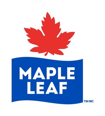 (Maple Leaf Foods logo) (Groupe CNW/Les Aliments Maple Leaf Inc.)