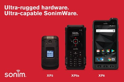 Sonim Technologies Launches SonimWare Enterprise Mobility Software to help customers easily deploy, manage and support mobile devices in the field.