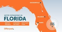 Offerpad Expands Real Estate Solutions to Port St. Lucie, Florida