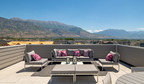 Richmond American's Devoe plan at Cityscape™ at Mahogany Row in American Fork boasts a relaxing rooftop terrace.