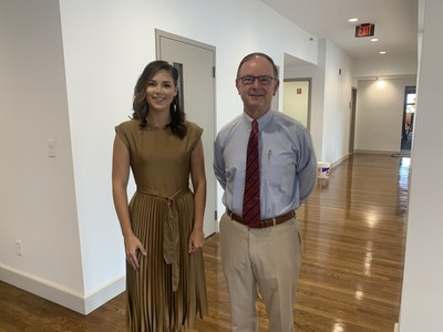 First Bank & Trust Company Supports Local Business in Staunton