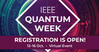 IEEE International Conference on Quantum Computing and Engineering (QCE20) Transitions to All-Virtual Event