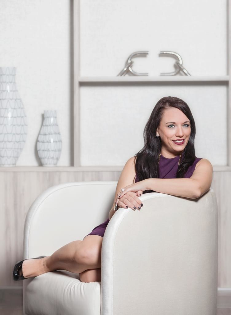 The SPARBAR legends: Introducing Roxanne Passarella, Esq. taking hotel gyms into a new generation