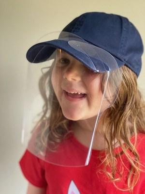 InstaShield™ launches affordable, convenient children's face shield