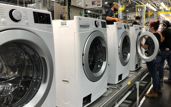 LG front- and top-load washers are ranked #1 according to a leading U.S. consumer magazine.