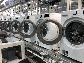 LG also holds the #1 spot in overall customer satisfaction across its home appliance portfolio that includes laundry and other major appliances according to the most recent American Cus-omer Satisfaction Index® rankings.