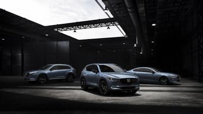 Presentación de nueva Carbon Edition para vehículos selectos de Mazda