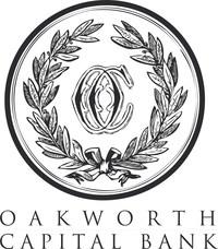 Oakworth Capital Bank Logo (PRNewsfoto/Oakworth Capital Bank)