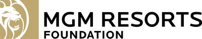 MGM Resorts Foundation Logo (PRNewsfoto/MGM Resorts Foundation)