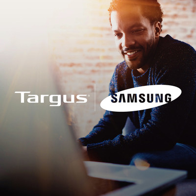 Targus Partners with Samsung to Provide Device Accessories to Users Worldwide