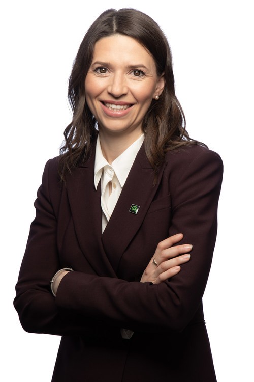 Catherine Grenier (CNW Group/Nature Conservancy of Canada)