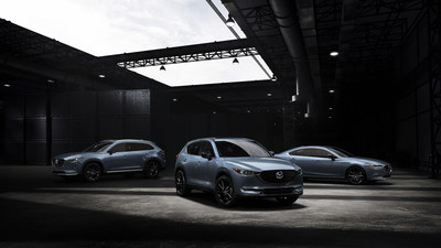 LANCEMENT DE LA NOUVELLE ÉDITION KURO DE CERTAINS VÉHICULES MAZDA (Groupe CNW/Mazda Canada Inc.)