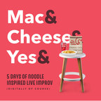 Noodles & Company Brings Back Laughter And Live Entertainment With Virtual Improv Shows And A Chance To Win Free Wisconsin Mac & Cheese For A Year*