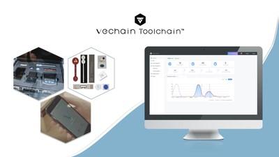 VeChain anuncia una solución de blockchain impulsada por VeChain ToolChain™