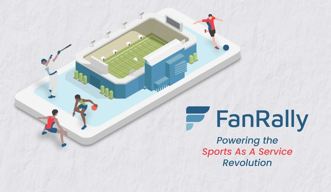 FanRally is powering the 'Sports as a Service' revolution.