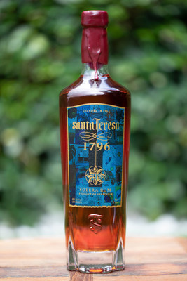 SANTA TERESA 1796® Crafted Together Limited Edition bottle