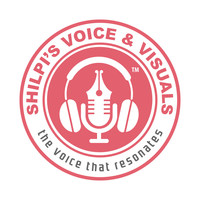 Shilpi's Voice & Visuals Logo (PRNewsfoto/Shilpi's Voice & Visuals)