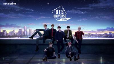 A Netmarble anuncia que o seu novo jogo para celulares, BTS Universe Story, estará disponível para pré-registro a partir do dia 18 de agosto.