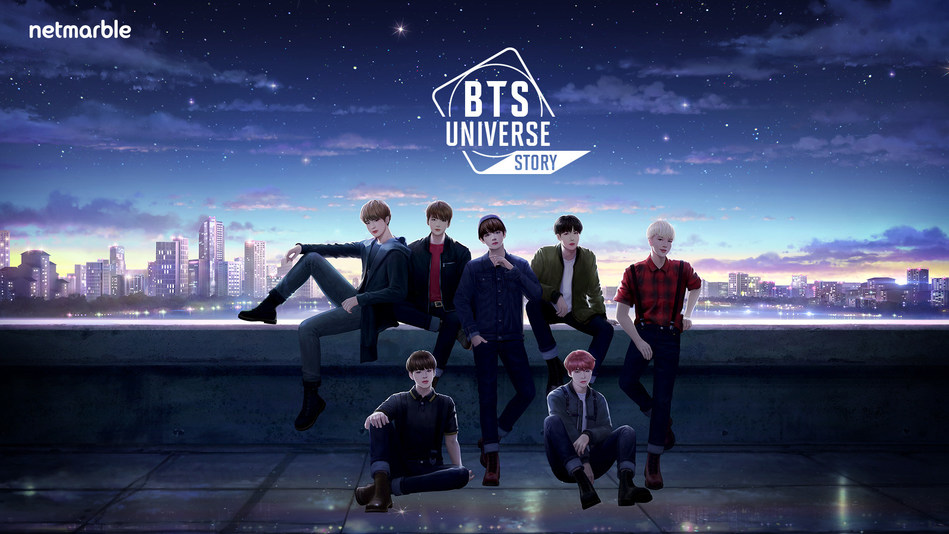 Netmarble's New BTS-Based Mobile Game BTS Universe Story Opens For  Pre-Registration on August 18