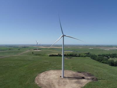 200 MW South Dakota Crocker Wind Farm