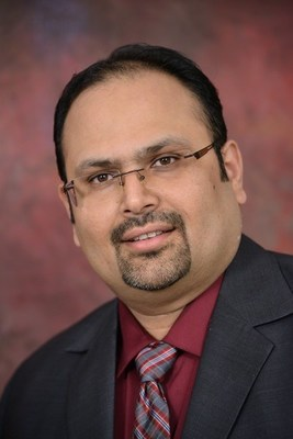 Minesh Patel, Store Director of the St. Charles, Ill. Meijer