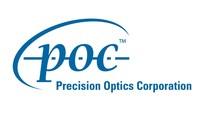 Precision Optics Corporation Logo (PRNewsfoto/Precision Optics Corporation)
