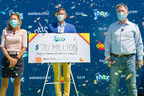 Winning to the 'MAX': 'Yabba dabba doo' Thornhill and Oakville Friends Celebrate $70 Million Lotto Max Jackpot Win