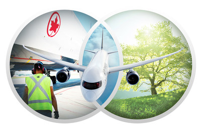 Air Canada's 2019 corporate sustainability report Citizens of the World. (CNW Group/Air Canada)