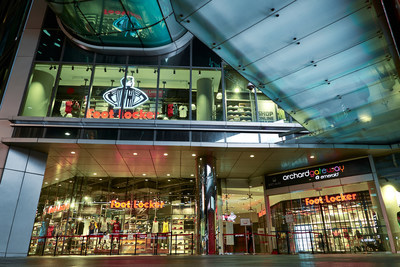 Foot Locker celebrates youth and sneaker culture in Singapore with new store opening