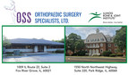 Orthopaedic Surgery Specialists Joins Illinois Bone & Joint Institute