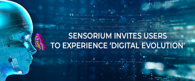 AI technology allows Sensorium Galaxy users to experience digital evolution in VR / Illustration: Sensorium Corporation (PRNewsfoto/Sensorium Corporation)
