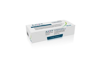 Teva Canada announces product availability of AJOVY™ (fremanezumab) (CNW Group/Teva Canada)