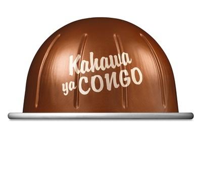 Nespresso Kahawa ya Congo coffee capsule