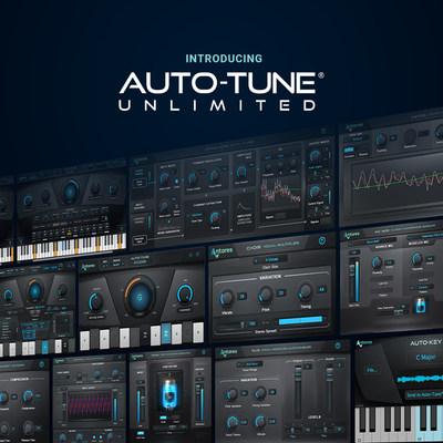 Expresse a sua voz com a coleção definitiva de efeitos vocais profissionais. (PRNewsfoto/Antares Audio Technology)
